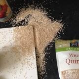 2-22-15 Quinoa Spill