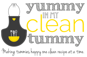 Yummy in my Clean Tummy Logo