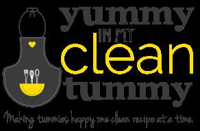 Yummy in my Clean Tummy Logo